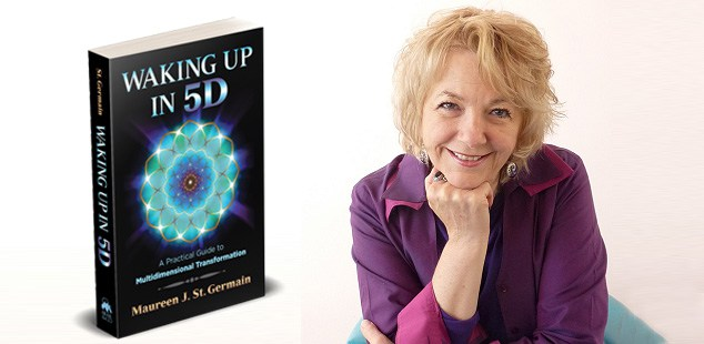 Maureen St. Germain and Waking Up in 5D
