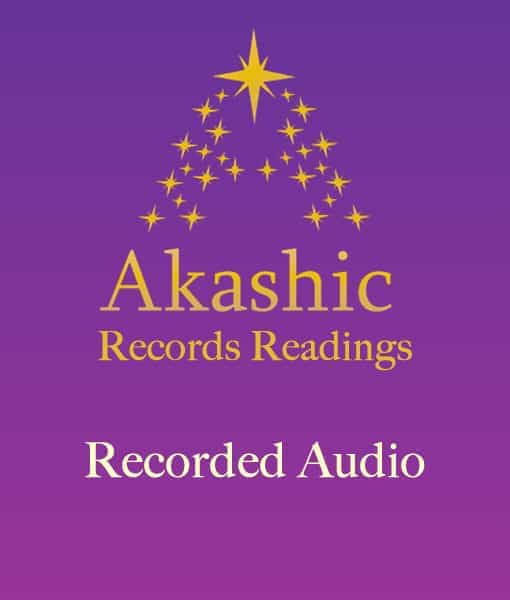 Akashic Records Reading Recorded Audio