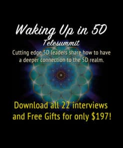 Waking Up in 5D Telesummit