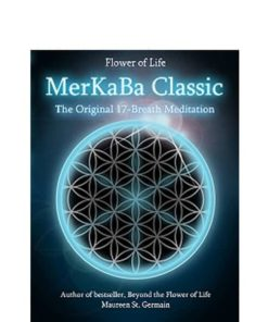 MerKaBa Meditation DVD Cover