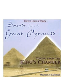 Sounds from the Great Pyramid Toning from the King's Chamber Audio