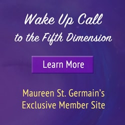 Wake Up Call to the Fifth Dimension