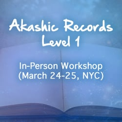 Akashic Records Workshop NYC March 2018