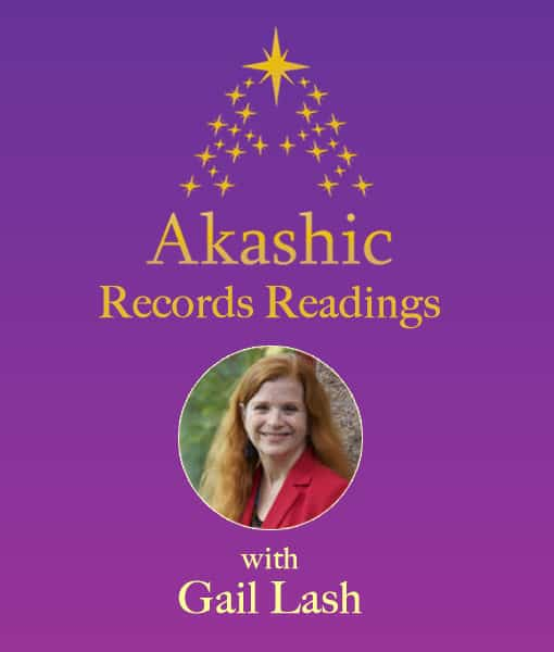 Akashic Records Reading with Gail Lash