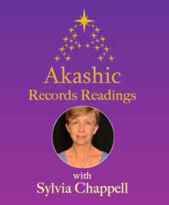 Akashic Records Reading with Sylvia Chappell