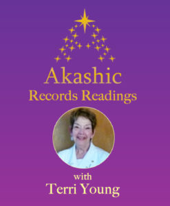 Akashic Records Reading with Terri Young