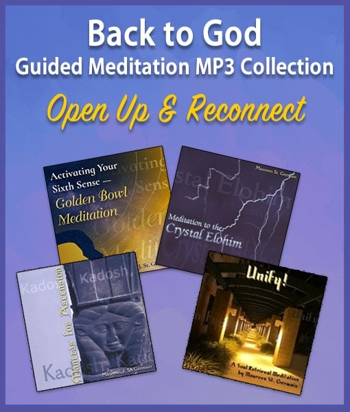 Back to God Guided Meditation MP3 Collection