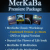 MerKaBa Premiere Package Sacred Geometry Flower of Life by Maureen St. Germain